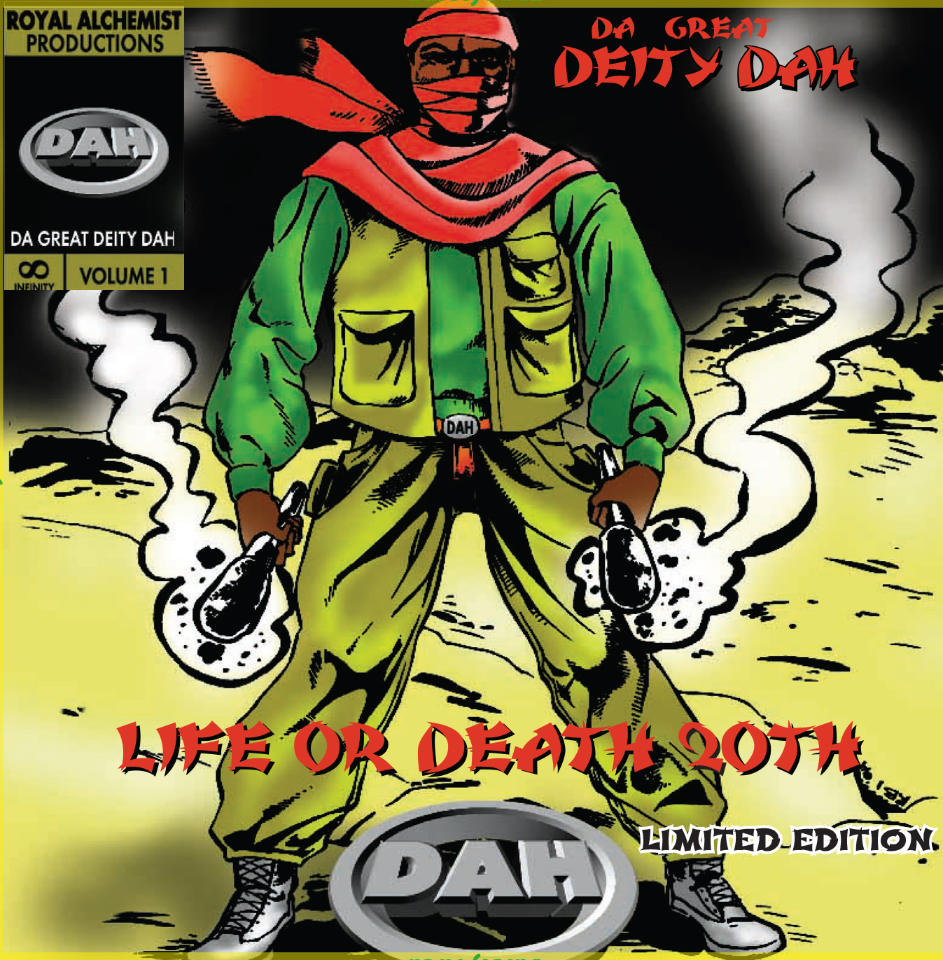 Da Great Deity LOD 20th cover.indd